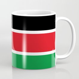 South Sudan Flag Coffee Mug