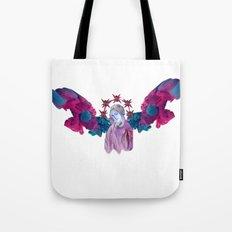 Angel Gabriel Tote Bag