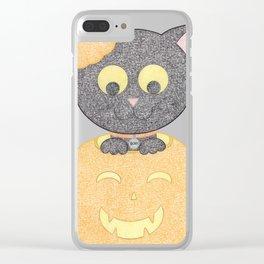 Pumpcat Clear iPhone Case