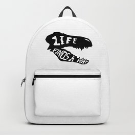 Life Finds a Way 1 Backpack