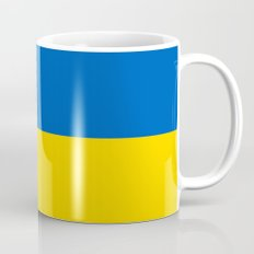 Flag Of Ukraine Coffee Mug