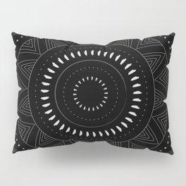 Doodle Circle Pillow Sham