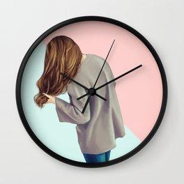 Pastel Mood Wall Clock