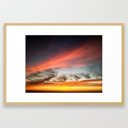 Sky #1 Framed Art Print