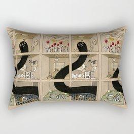 You'll Be Ok Rectangular Pillow