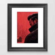 Byronic III Framed Art Print