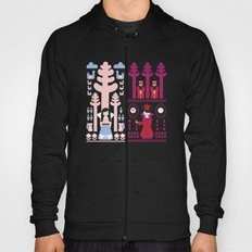 Good vs Evil: Snow White and the Evil Queen Hoody