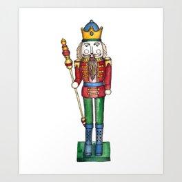 The Nutcracker Prince 1 Art Print