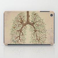 breathe iPad Cases featuring Breathe! by Marcelo Jiménez