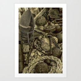 Never forget WW2 Art Print