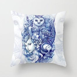 Fables Throw Pillow