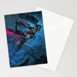 Akal Under The Rain from LOL Stationery Cards