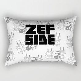 Zef Side Design Rectangular Pillow