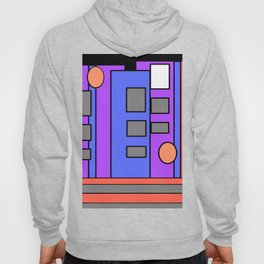 The Artist at Night Hoody