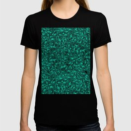 Knee-Deep in Turquoise Ink T-shirt