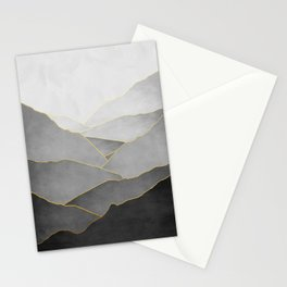 Minimal Landscape 01 Stationery Cards