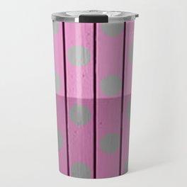 polka Travel Mug