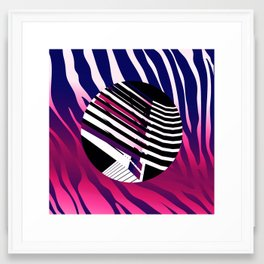 ANIMAL 01 Framed Art Print