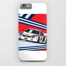 Lancia Beta Montecarlo Slim Case iPhone 6s