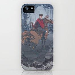 Riot Horse iPhone Case
