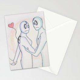 Emotional Affair Stationery Cards
