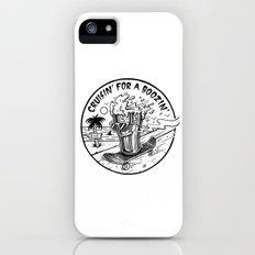 Cruisin' for a Boozin' Slim Case iPhone SE