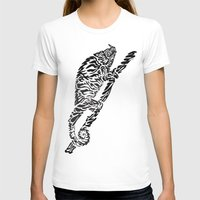 camouflage T-shirts featuring Camouflage by FractalFox