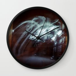 visible Wall Clock