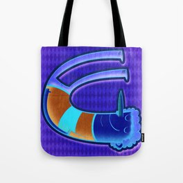 Illustrated G Tote Bag