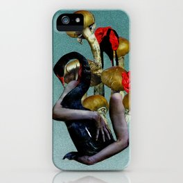 Black Swan iPhone Case