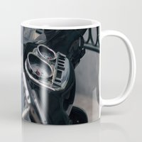 vespa Mugs featuring Vespa  by Natural Outlook