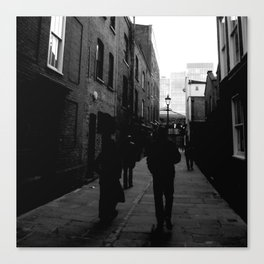 The Ripper Society Canvas Print