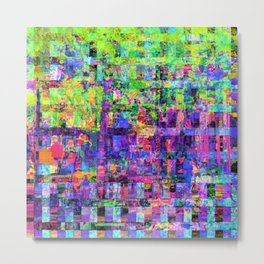 Equations involving a consequence of sequences. 07 Metal Print