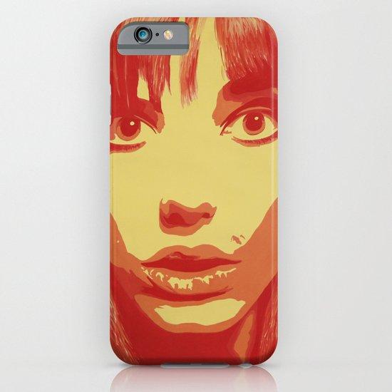Jane Birkin iPhone & iPod Case