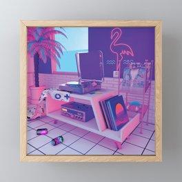 spinningwave Framed Mini Art Print