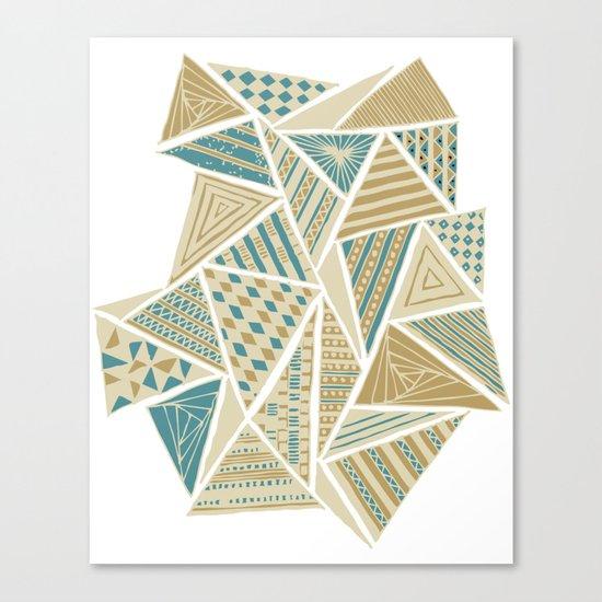 geometric 05 Canvas Print