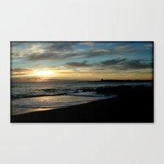 Sunrise over Bass Strait ~ Tasmania Canvas Print