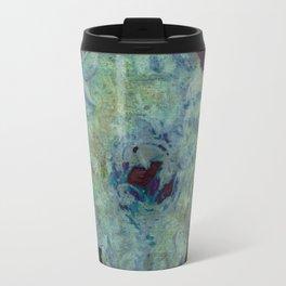 mysterious flower Travel Mug