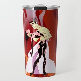 Ashi's Death Travel Mug