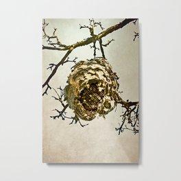 Hornet's Nest Metal Print