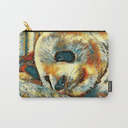 AnimalArt_Panda_20170810_by_JAMColors Carry-All Pouch