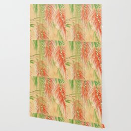red weeping willow Wallpaper