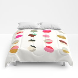 painted pebbles 1 Comforters