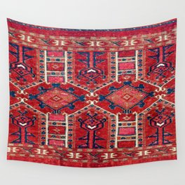 Burkett Saryk West Turkestan Jollar Wall Tapestry