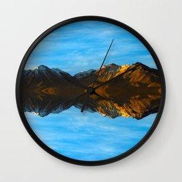 Vibrant Chachani Wall Clock