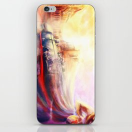 and where will it take me? iPhone Skin