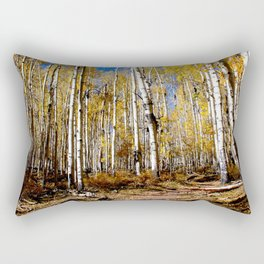 Enchiladas in the Trees 1 Rectangular Pillow