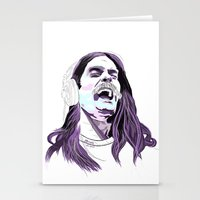 snl Stationery Cards featuring Bill Hader by deathtowitches