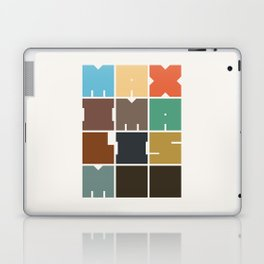 MAXIMALISM.. (Colors) Laptop & iPad Skin