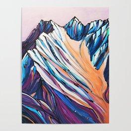 Goat Mountain at Jack Sprat Poster